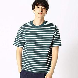 コムサイズムメンズ(COMME CA ISM) ボーダー Tシャツ