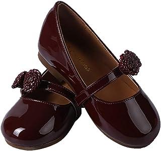 Toddler//Little Girls ContiKids Girls Classic Mary Jane Ballerina Flat