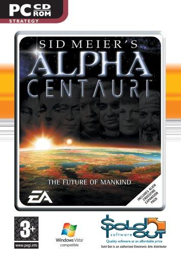 Sid Meier's Alpha Centauri - Complete [UK Import]