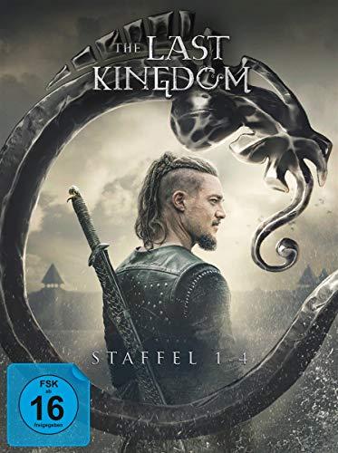 The Last Kingdom - Staffel 1-4 (18 Discs)