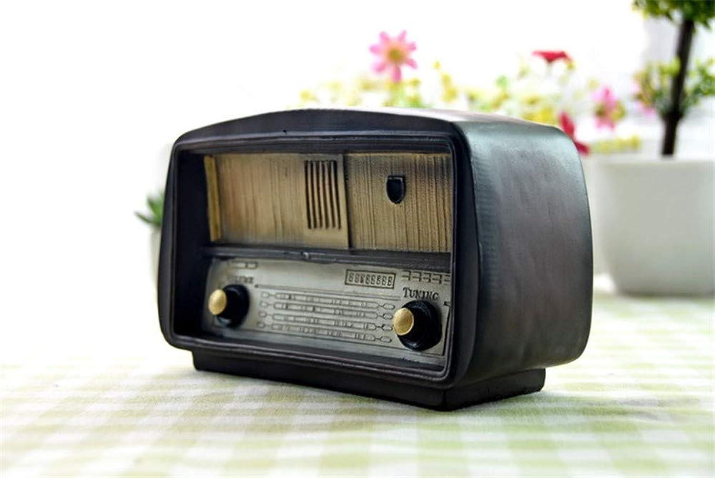 1949shop Dekorative Wohnaccessoires Wohnkultur Radio Sparschwein Geschenke Sparschwein Sparbüchse Safe Münze Sparbüchse Für Kinder Geschenk