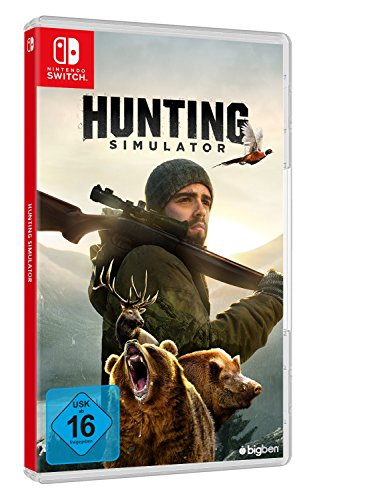 Hunting Simulator SWITCH [Import allemand]