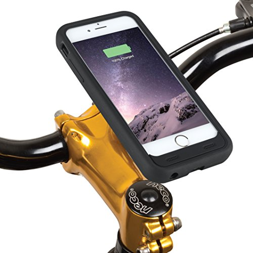 TiGRA Sport iPhone6 Plus 自転車 バイク ホルダー ケース MountCase Power Plus for iPhone6 Plus 【大容...