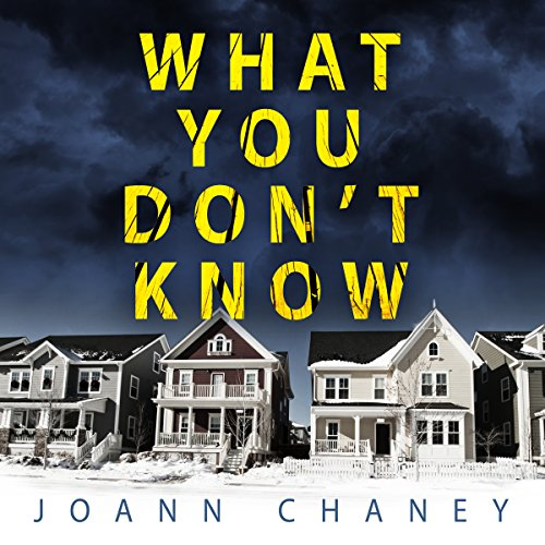What You Don't Know cover art