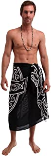 1 World Sarongs Mens Celtic Sarong in Your Choice of Color