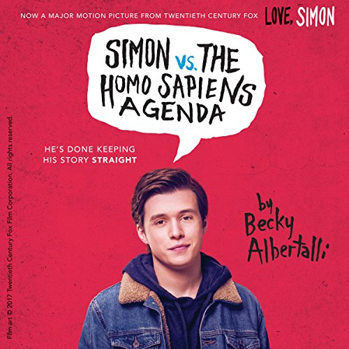 Page de couverture de Simon vs. the Homo Sapiens Agenda