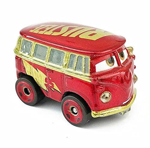 Disney Mattel Pixar Cars - Mini Racers Tabella 2 - (Rust-eze Wrap Fillmore)