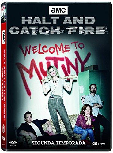 Halt   Catch Fire Temporada 2 [DVD]