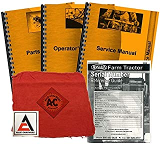 Allis Chalmers HD9 Deluxe Crawler Manual Kit