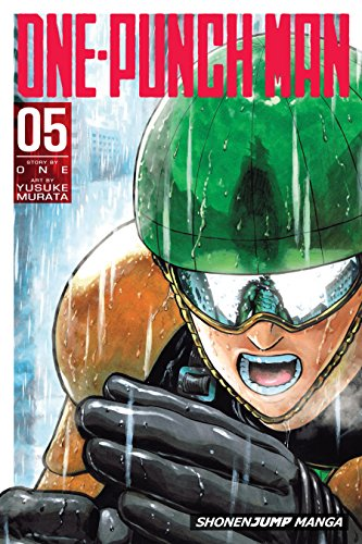 One-Punch Man, Vol. 5 (English Edition)