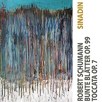 Schumann: Op. 99 & 7
