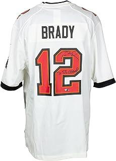 Amazon.com: tom brady signed jersey