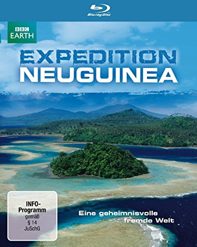 Expedition Neuguinea [Blu-ray]