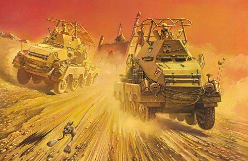 Roden - Maqueta de Tanque Escala 1:72