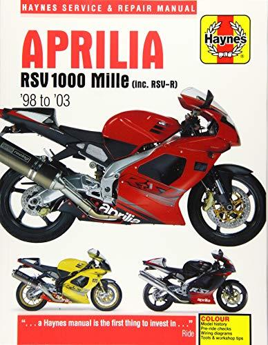 Auzkong Moto Indicateur Clair Lentille pour Signalisation Lampes des Couverture pour Aprilia RSV 1000 2004-2008