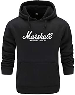 Teemiu 2019 New Spring Autumn Marshall Hoodie Men Amplification
