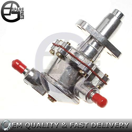 New Fuel Lift Pump 17/912400 17912400, Compatible With JCB INDIA ROBOT 160HF 1CX HF TLT 25D -  Manufacturer