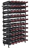 Sorbus Wine Rack Free Standing Floor Stand - Racks Hold 60 Bottles of Your Favorite Wine - Large Capacity...