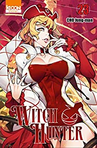 Witch Hunter Edition simple Tome 23