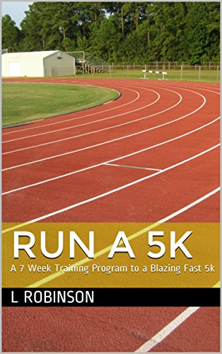 From Couch to 5k: A 7 Week Training Program to a Blazing Fast 5k