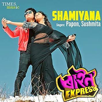 "Shamiyana (From ""Rhino Express"") - Single"