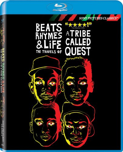 Beats Rhymes & Life: Travels of Tribe Called Quest [Blu-ray] [Import]