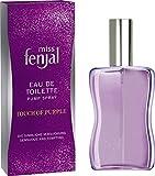 Miss fenjal Touch of purpe Eau de Toilette Spray 50 ml