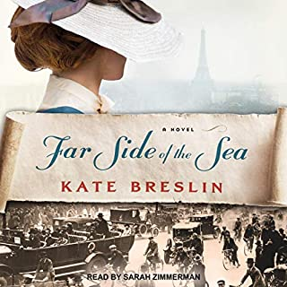 Far Side of the Sea                   By:                                                                                                                                 Kate Breslin                               Narrated by:                                                                                                                                 Sarah Zimmerman                      Length: 10 hrs and 28 mins     5 ratings     Overall 4.8