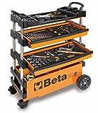 BETA 027000201 - C27S-O- Carro Porta-Herramientas Compacto y Extensible Para Trabajos En Exteriores, Vacio
