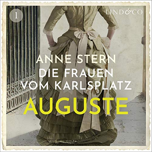 Auguste audiobook cover art