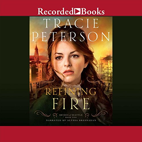 Refining Fire audiobook cover art