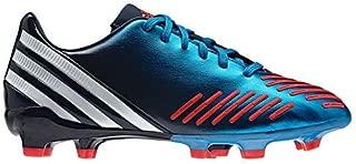 Predator LZ TRX FG Mens Soccer Cleats (6.5, Bright Blue/White/Infrared)