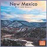 New Mexico Wild and Scenic Calendar 2022: Official New Mexico State Calendar 2022, 16 Month Calendar 2022