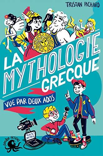 100 % Bio - La Mythologie grecque vue par deux ados - Biographie romancée jeunesse - Dès 9 ans