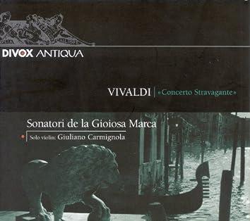 Vivaldi, A.: Concerto Stravagante