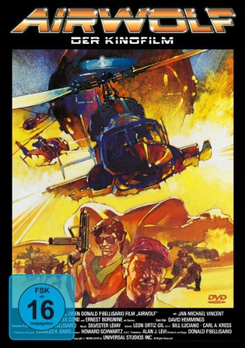 Airwolf - Der Kinofilm
