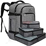 Best Carry On Luggage Backpacks - Hynes Eagle Travel Backpack 40L Flight Approved Carry Review