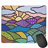 Mouse Mat with Designs Sturgill Simpson Mousepad Gaming Mouse Pad Natural Rubber 25X30 cm