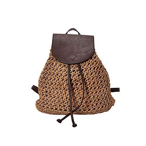 SHOH Damesrugzak, kleine rugzak, handtas, handtas voor dames, topgreep-tas, casual rugzak, omhangtas, rugzak handtassen, top-greep-tassen, schoudertassen voor meisjes