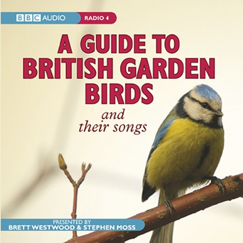 A Guide to British Garden Birds cover art