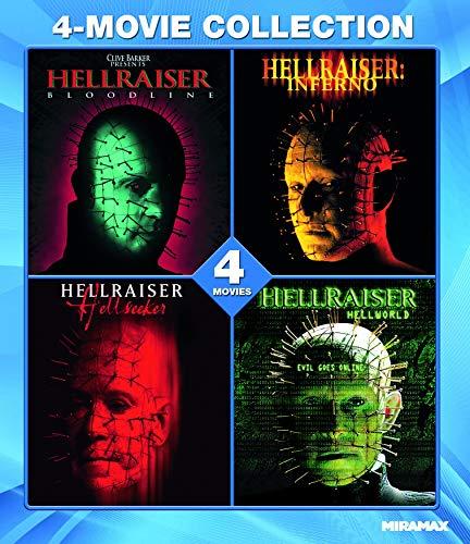 Hellraiser 4-Movie Collection [Blu-ray]