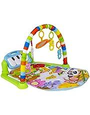 Calma Dragon Manta de Gimnasio para Bebes, Alfomba Musical con Piano, Esterilla con Juegos Infantil, Actividades y Juguetes para el Suelo