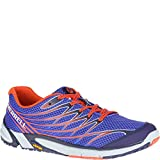 Merrell Women's Bare Access Arc 4 Trail Running Shoe, Violet Storm, 5 M US