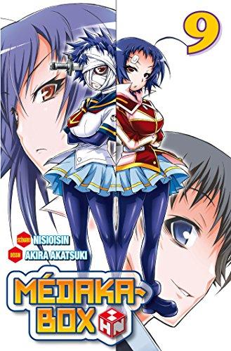 Médaka-Box, Tome 9 (Médaka-Box (9))