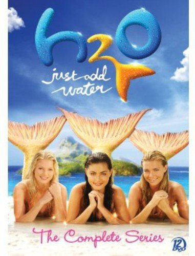 H2o: Just Add Water - The Complete Series [Reino Unido] [DVD]