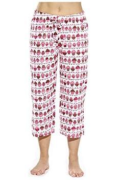 6331-10043-L Just Love Women Pajama Capri Pants / Sleepwear