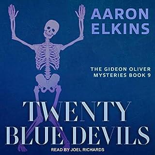Twenty Blue Devils cover art