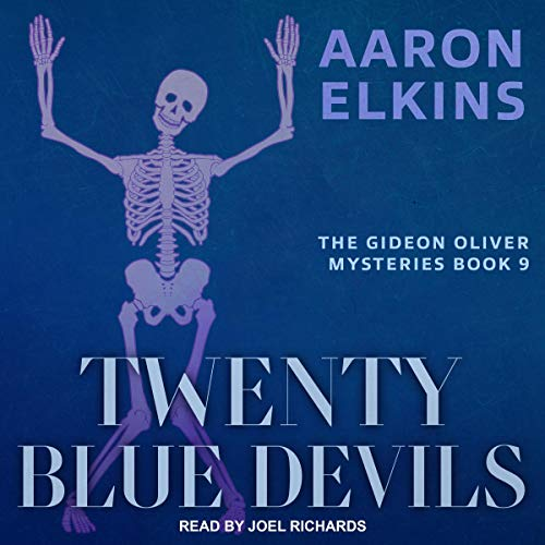 Twenty Blue Devils  By  cover art
