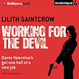 Working for the Devil audiobook cover art