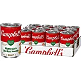 Campbell'sCondensedHealthy RequestHomestyle Chicken Noodle Soup, 10.5 oz. Can (Pack of 12) (Packaging May Vary)